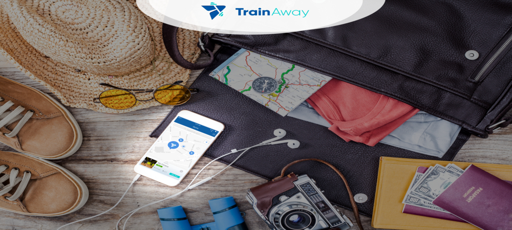 4 tips from TrainAway for staying active while traveling
