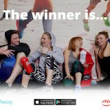 Competition to win 7 group personal training sessions at MyFitness Estonia