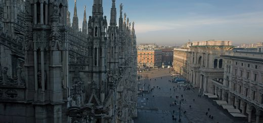 Win a free trip to Milan with TrainAway