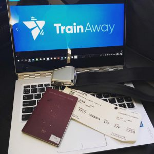 TrainAway at IHRSA 2018 San Diego