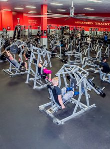 New TrainAway partner gym - Heroes Fitness, Texas