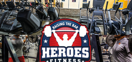 heroes fitness