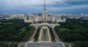 Lomonosov Gyms in Moscow State University Russia TrainAway