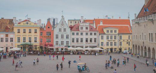Tallinn Estonia TrainAway