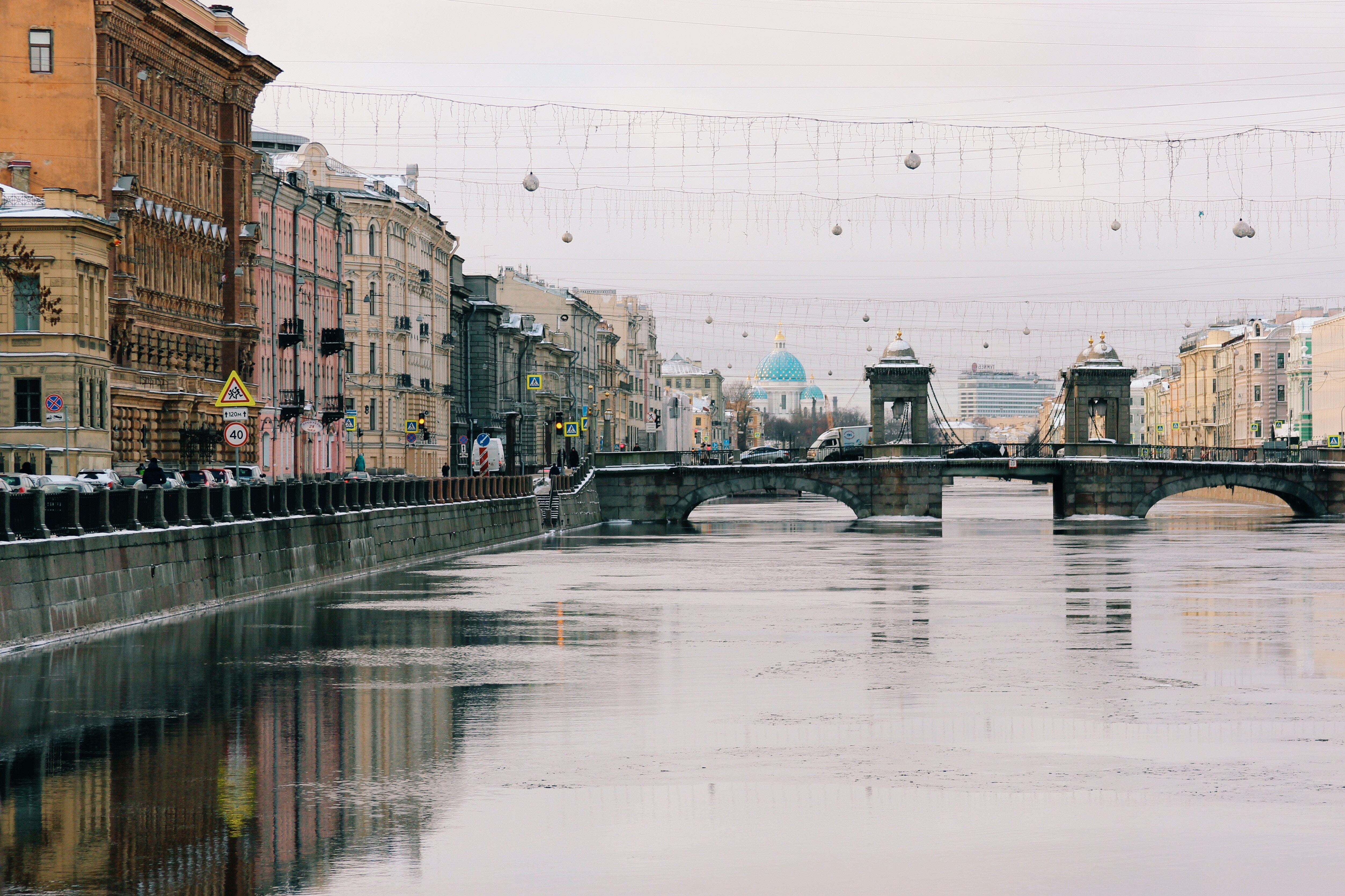 Work out in St Petersburg, Russia with TrainAway