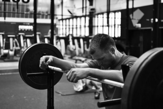 It's always hard to find a gym as good as your own