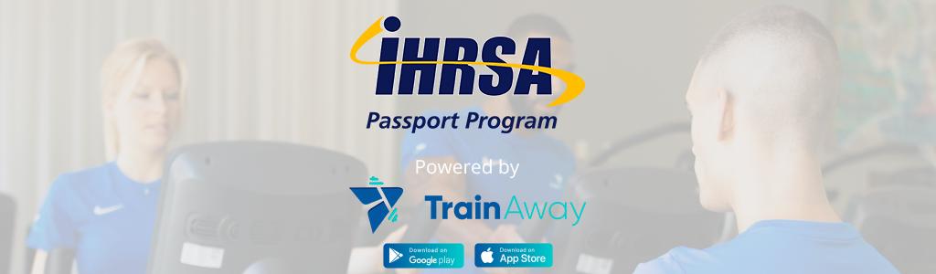 IHRSA Passport Program powered by TrainAway
