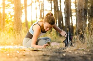 Morning workouts are easier with TrainAway