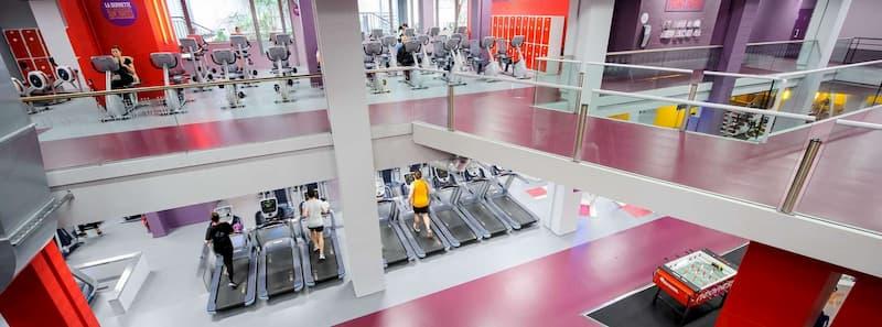 gym in paris