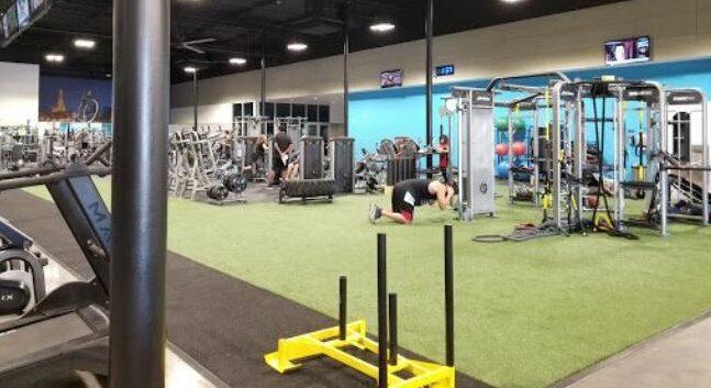 EoS Fitness Las Vegas Pecos