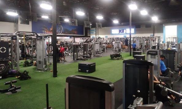 EoS Fitness Las Vegas Sahara