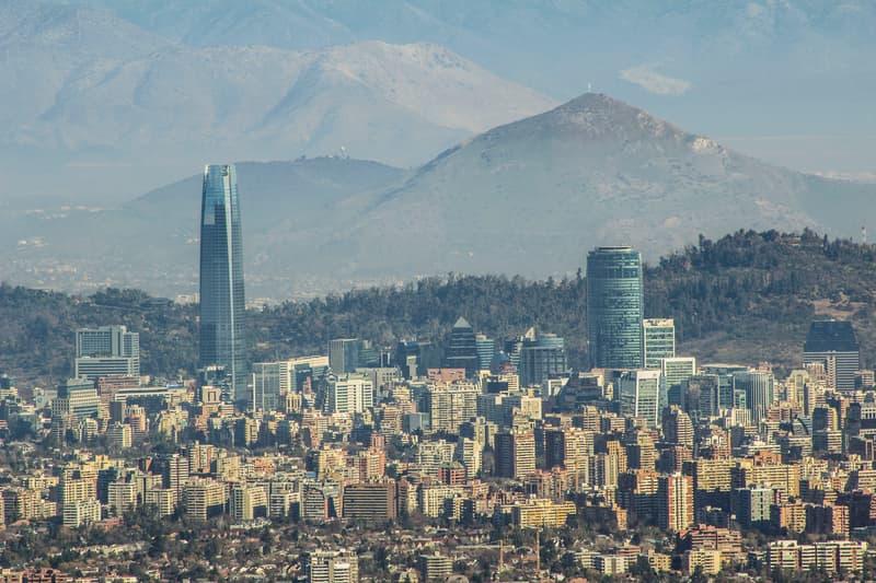 Santiago city TrainAway