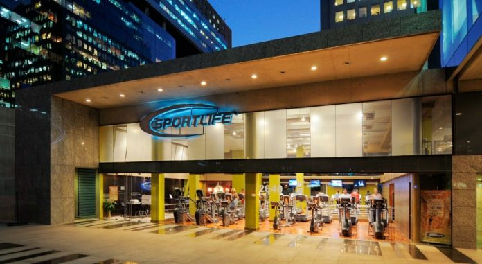 Sportlife santiago by night