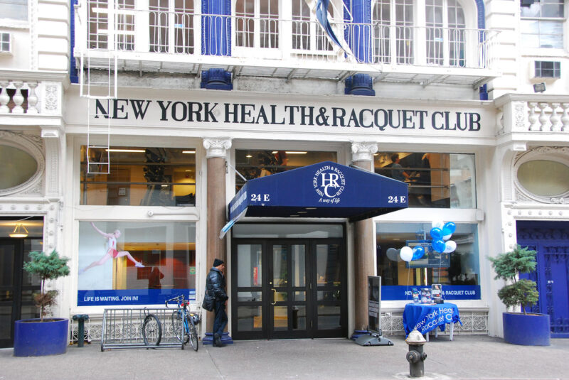 New York City gym