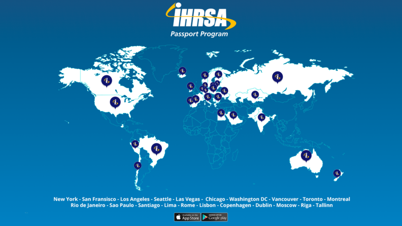 IHRSA Passport TrainAway