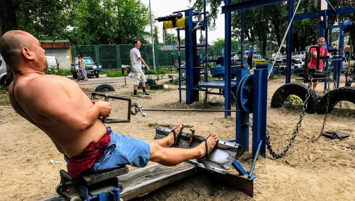 Johnny FD Remote Gyms TrainAway