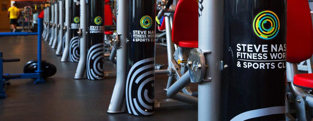 Steve Nash Fitness TrainAway