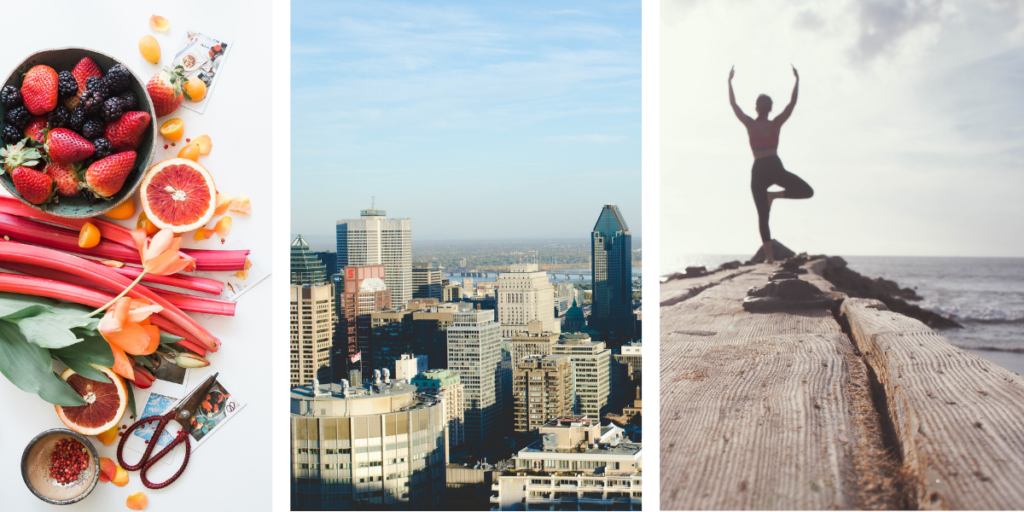 Amazing Healthy Blogs to Follow when Visiting Montreal